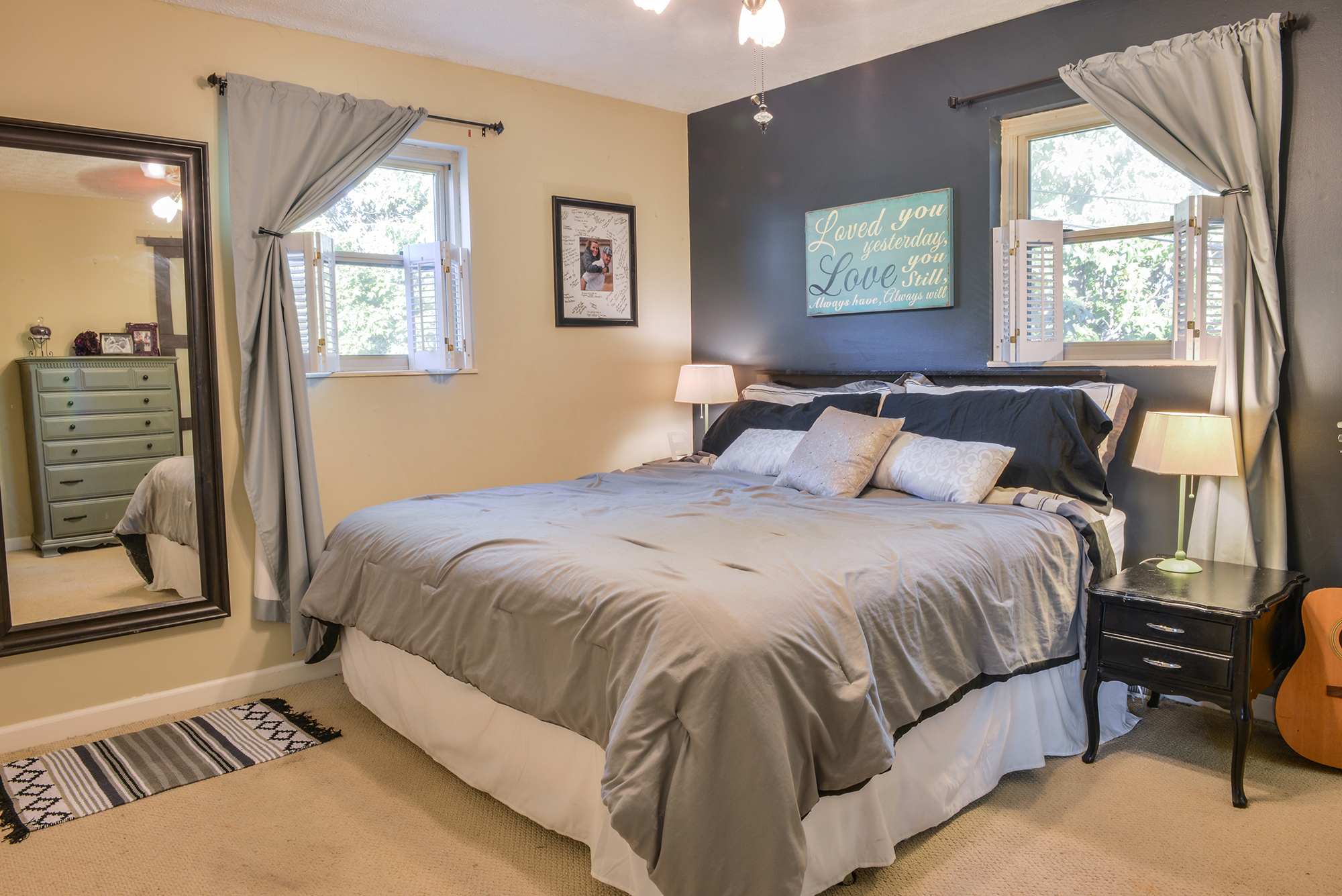 Master Bedroom - Real Estate Photography in Maryville, TN