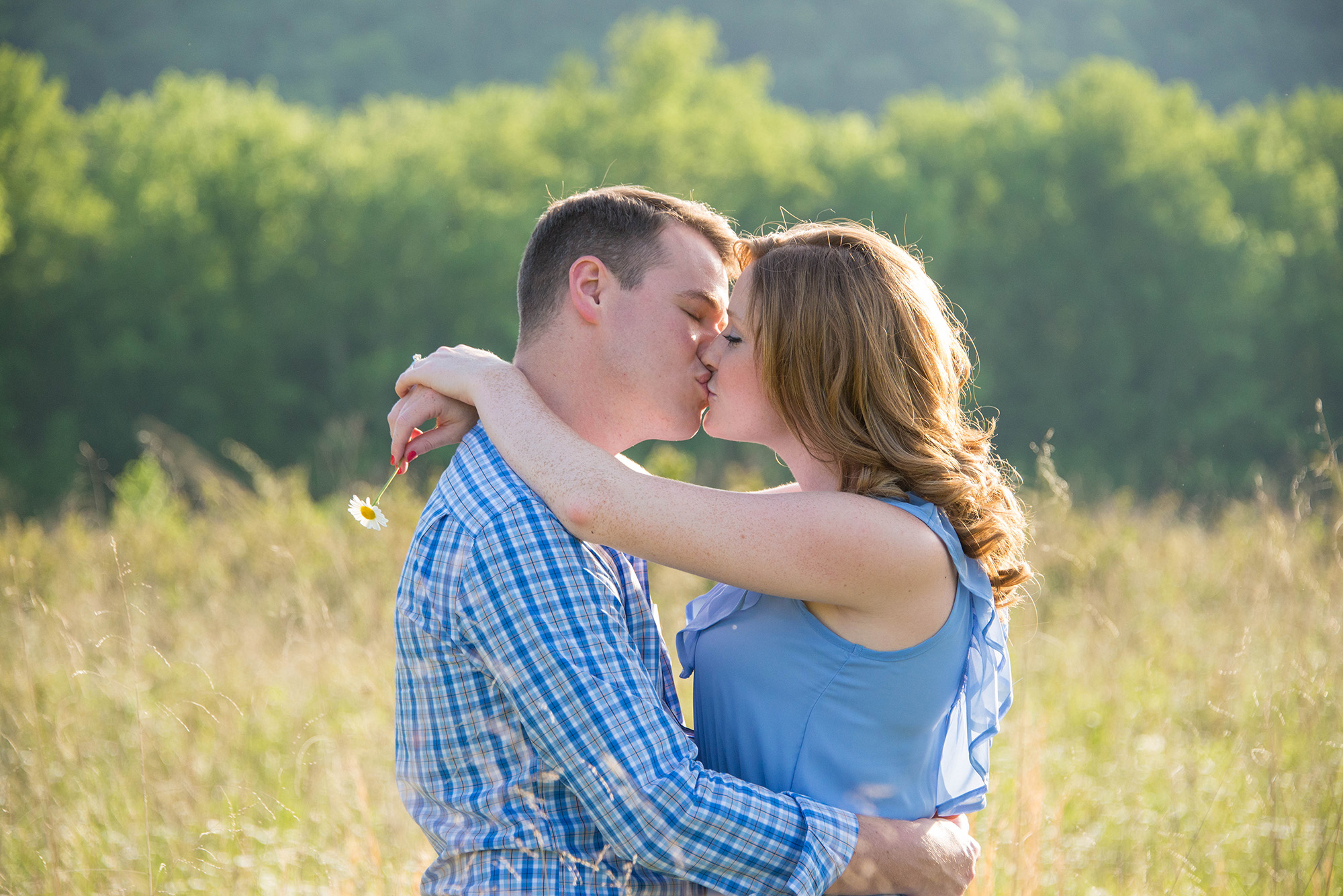 Engagement Photographer Cades Cove