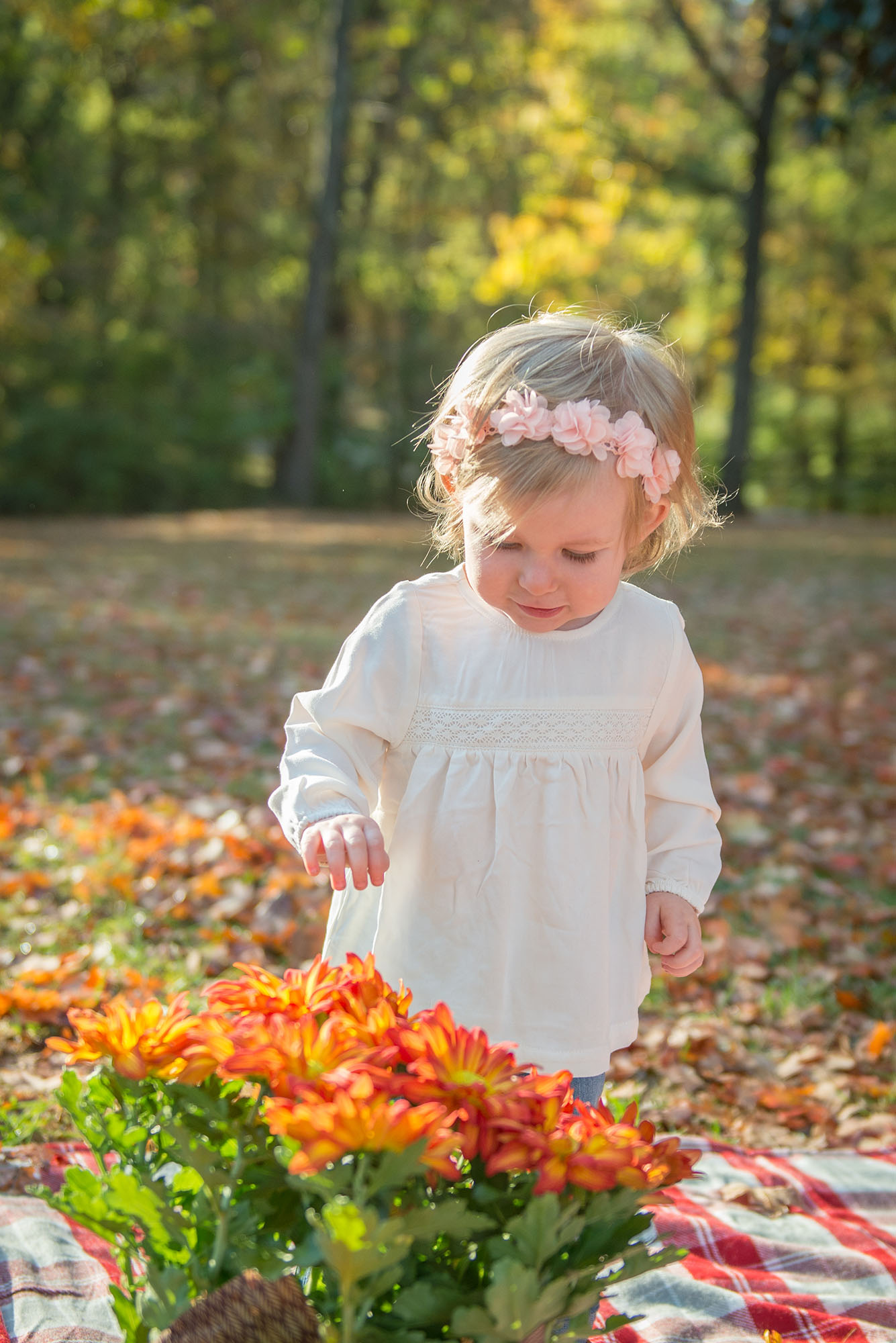 Maryville TN Fall Family Photography Session