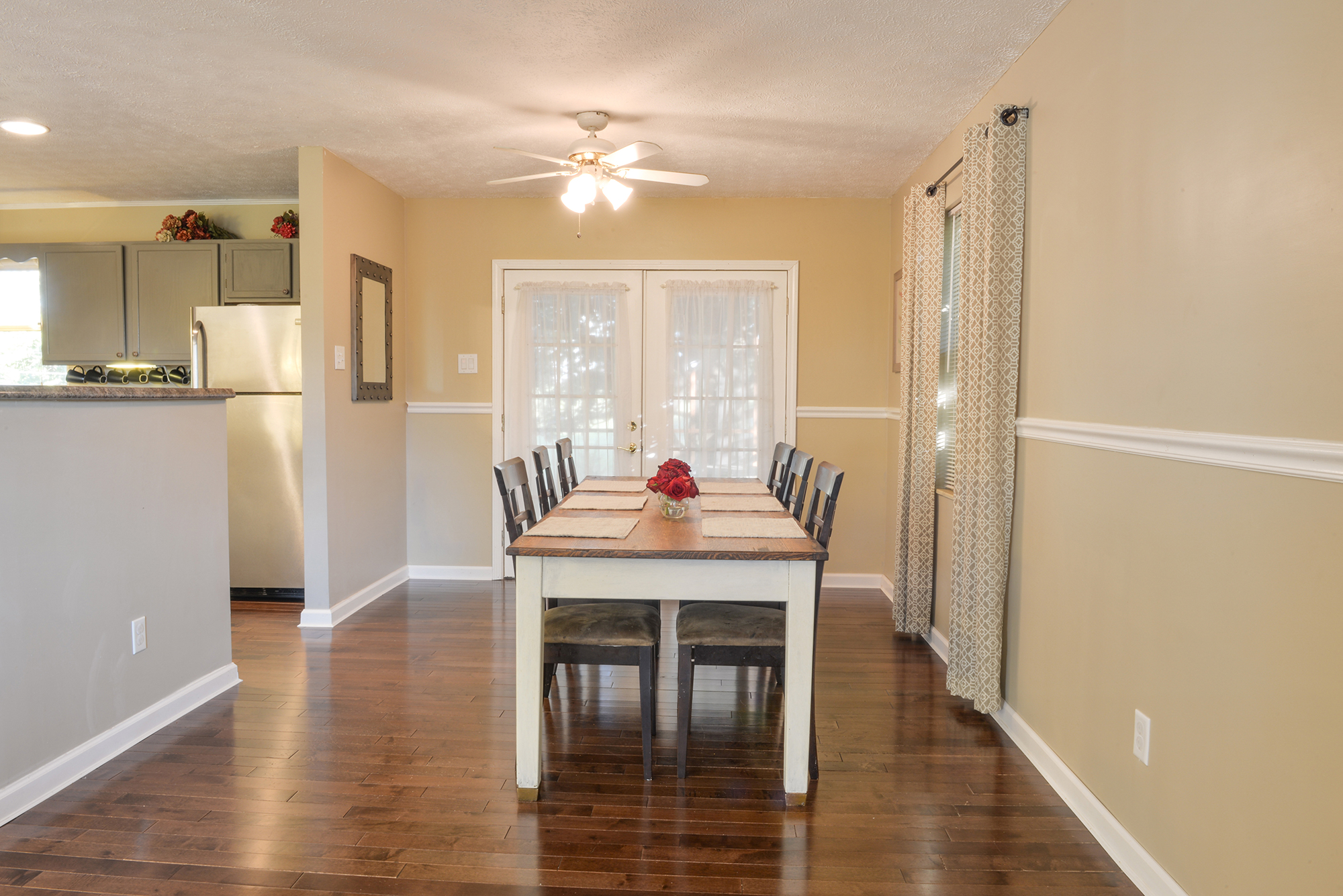 Dining Room - Real Estate Photography in Maryville, TN