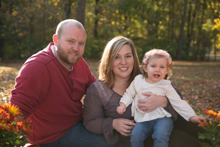 Fall Family Portraits | Maryville TN